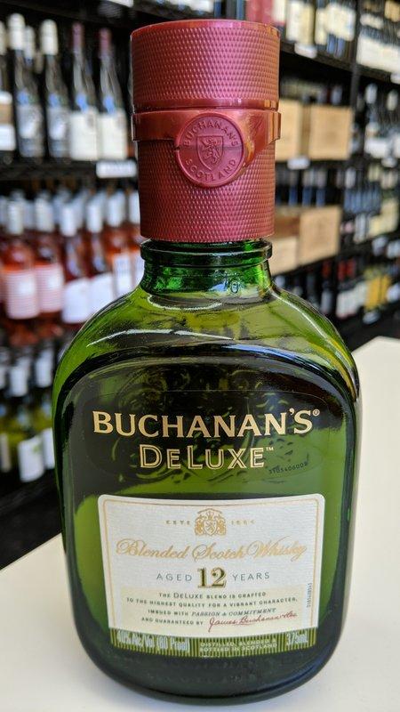 Buchanan's Buchanan's 12Y Scotch 375ml