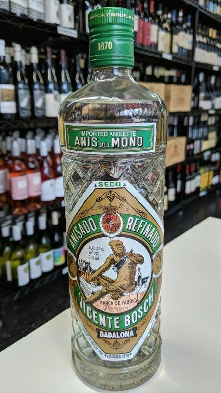 Anis del Mono Anis Del Mono Seco 750ml