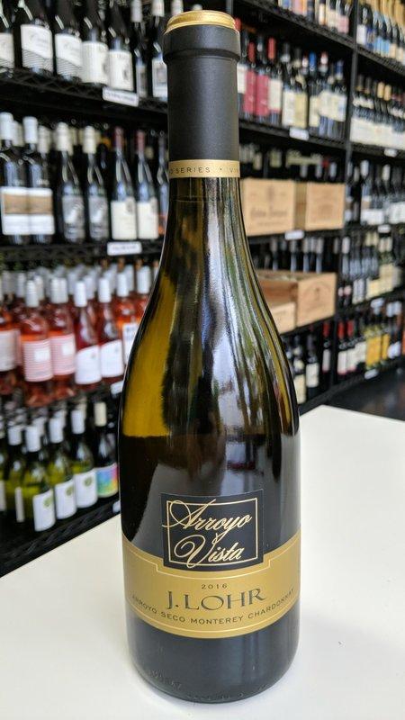 J Lohr J. Lohr Arroyo Vista Chardonnay  2016 750ml