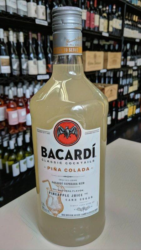Bacardi Bacardi Pina Colada Mix 1.75L