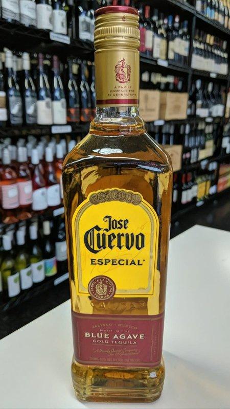 Jose Cuervo Jose Cuervo Gold Especial Tequila 1L