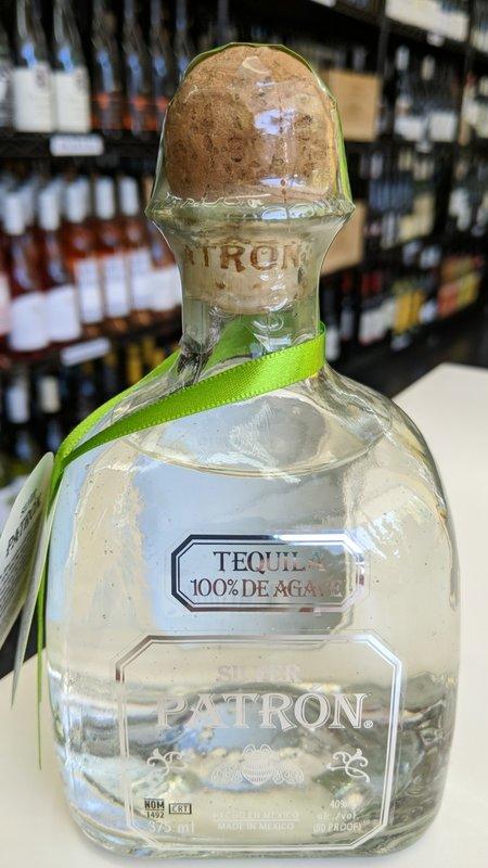 Patron Patron Silver Tequila 375ml