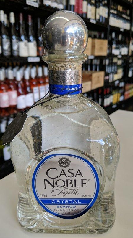 Casa Noble Casa Noble Tequila Silver 750ml