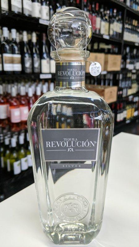 Revolucion Tequila Revolucion Silver Tequila 750ml