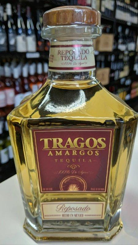 Tragos Tragos Amargos Reposado Tequila 750ml