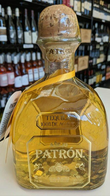 Patron Patron Anejo Tequila 750ml