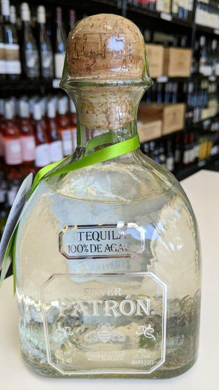 Patron Patron Silver Tequila 1.75L