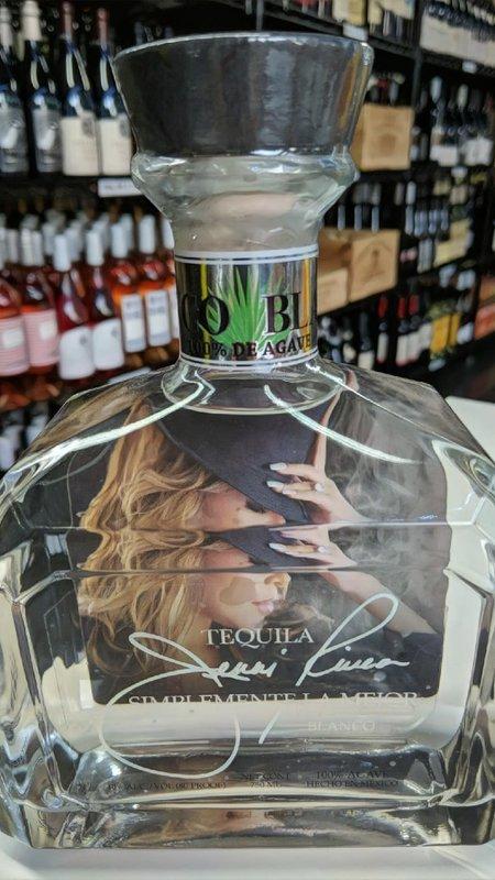 Tequila Jenni Rivera Jenni Rivera Blanco Tequila 750ml
