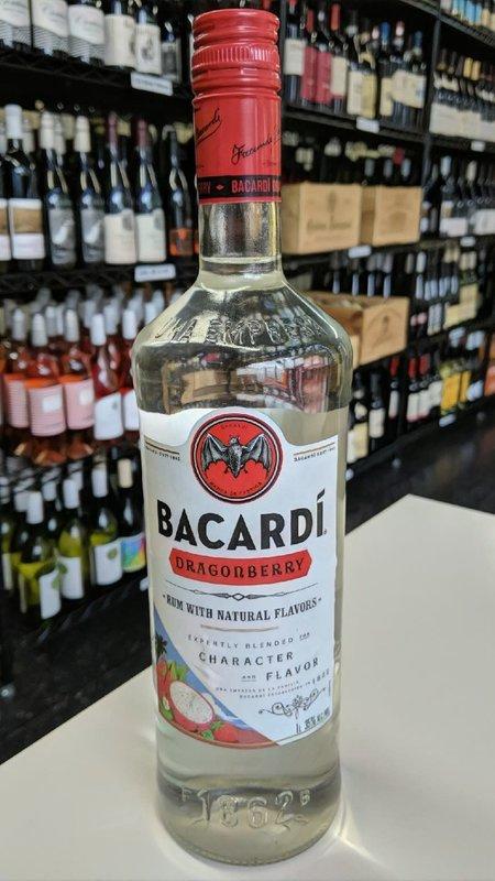 Bacardi Bacardi Dragonberry Rum 1L