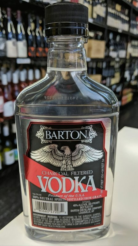 Barton Barton Vodka 375ml