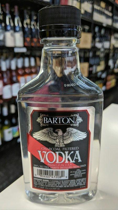 Barton Barton Vodka 200ml