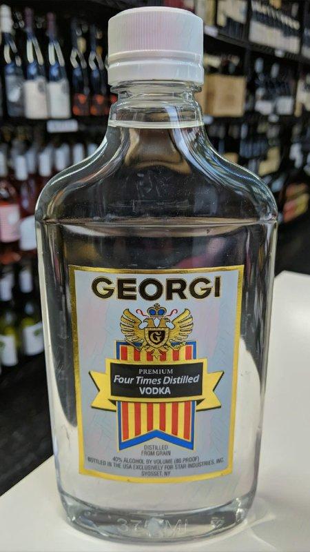 Georgi Georgi Vodka 375ml