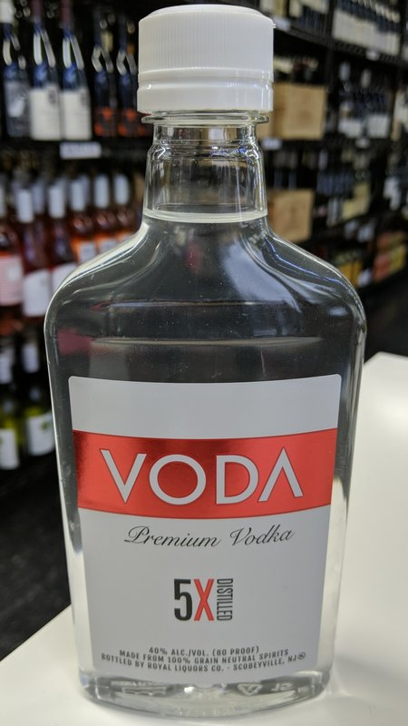 Voda Voda Premium Vodka 375ml