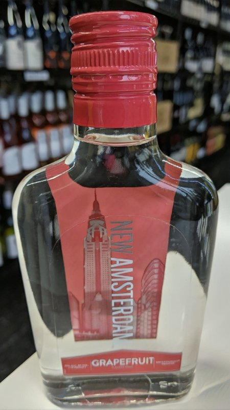 New Amsterdam New Amsterdam Grapefruit Vodka 200ml