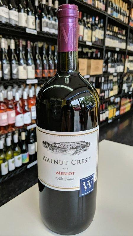 Walnut Crest Walnut Crest Merlot 2018 1.5L