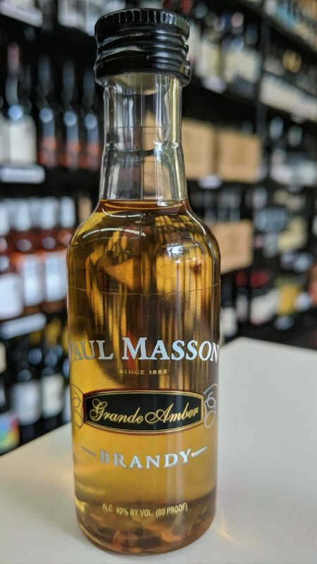 Paul Masson Paul Masson Brandy 50ml