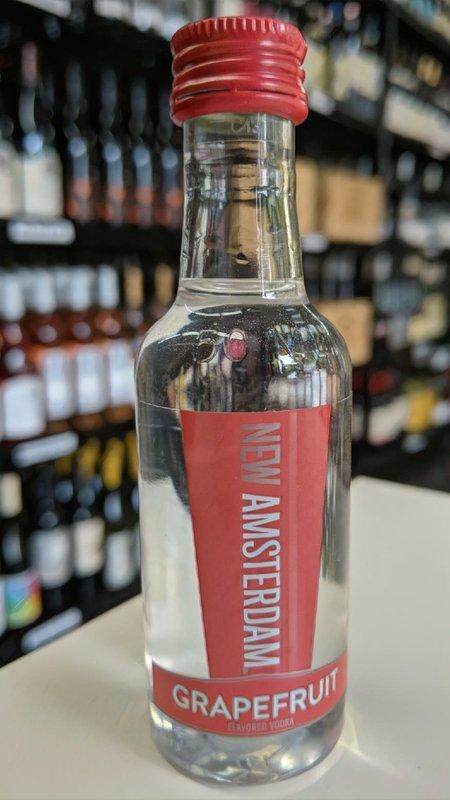 New Amsterdam New Amsterdam Grapefruit Vodka 50ml