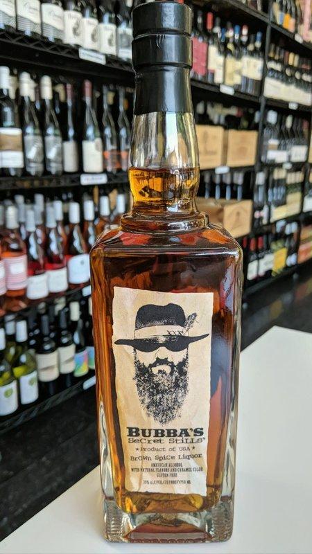 Bubba's Bubba's Brown Spice Liquor 750ml
