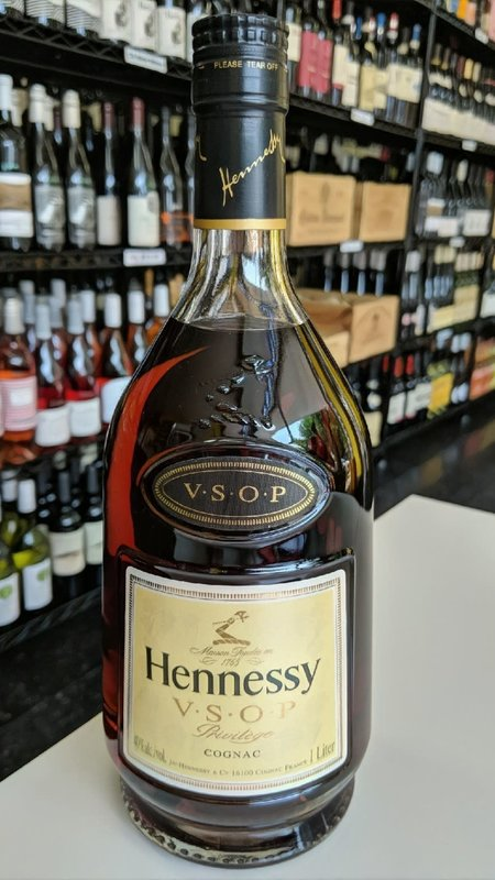 Hennessy Hennessy VSOP Cognac 1L