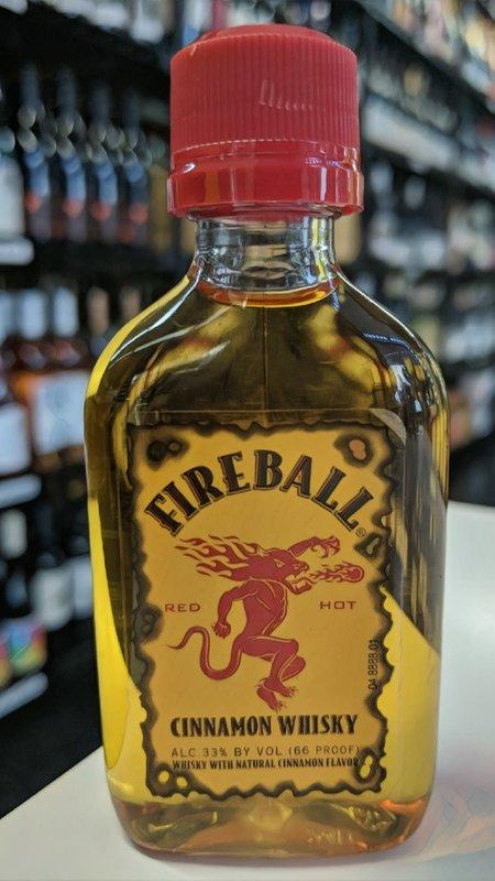 Fire Ball Fireball Cinnamon Whisky 50ml