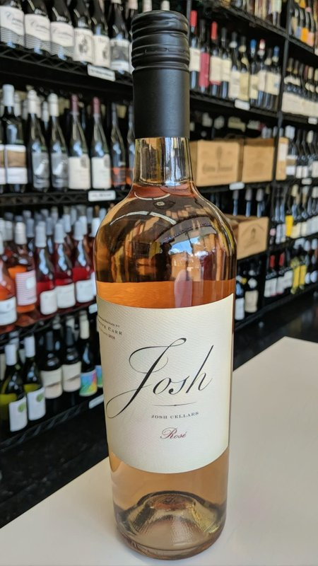 Josh Josh Cellars Rose 2018 750ml