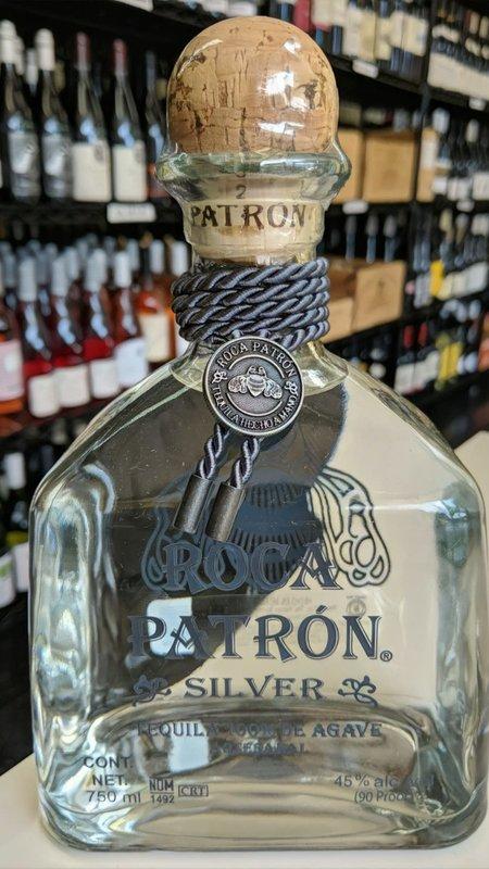 Patron Roca Patron Silver Tequila 750ml