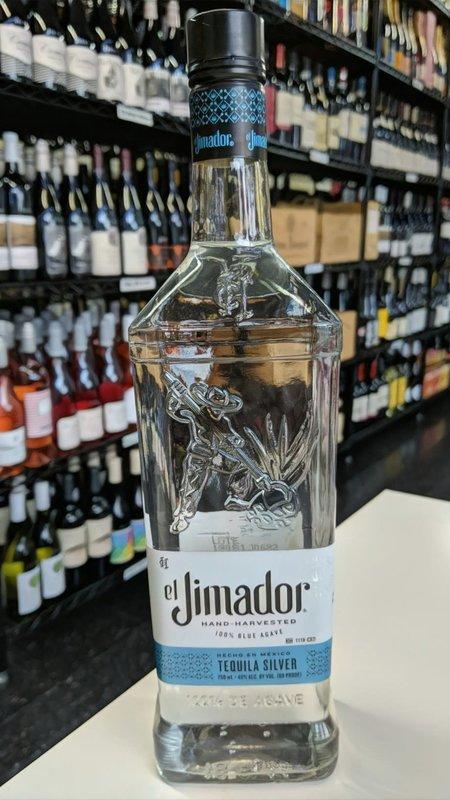 El Jimador El Jimador Silver Tequila 750ml