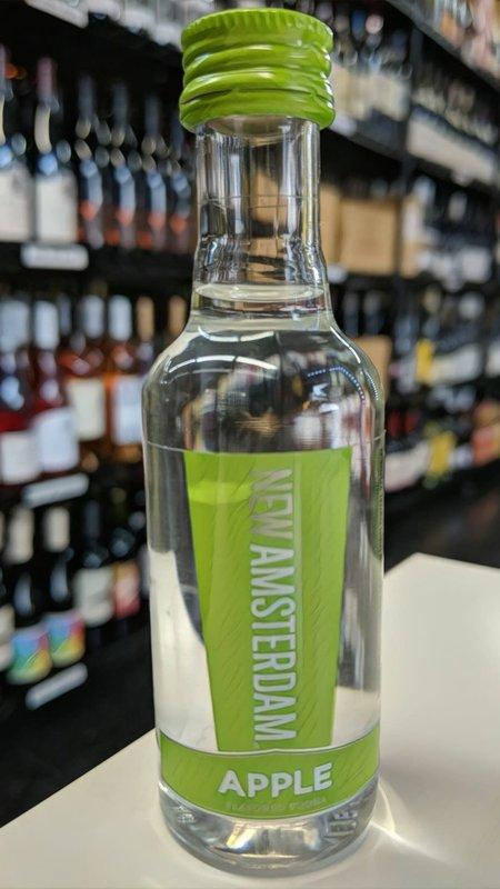 New Amsterdam New Amsterdam Apple Vodka 50ml