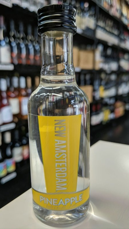 New Amsterdam New Amsterdam Pineapple Vodka 50ml