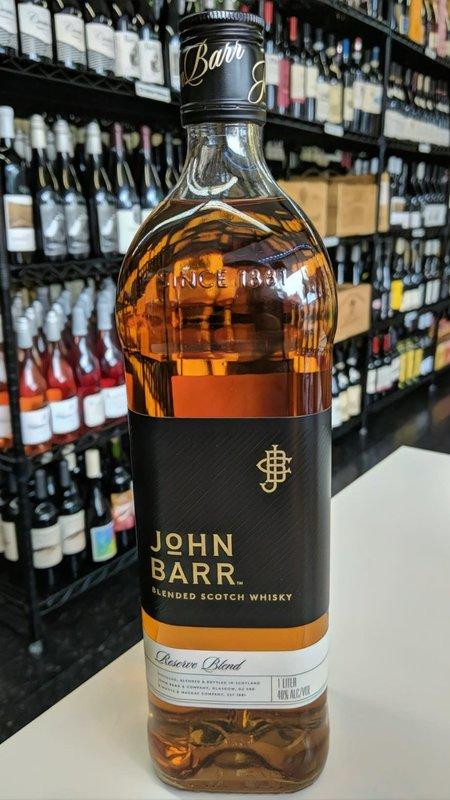 John Barr John Barr Reserve Whiskey 1L