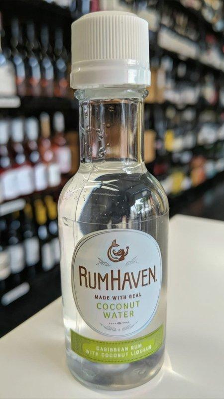 Rumhaven Rumhaven Coconut Rum 50ml
