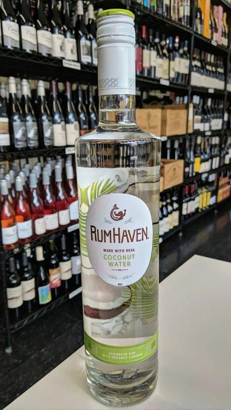Rumhaven Rumhaven Coconut Rum 750ml