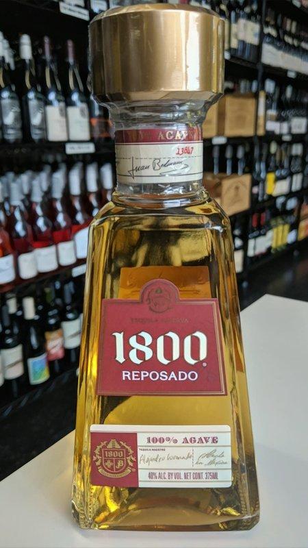 1800 1800 Reposado Tequila 375ml