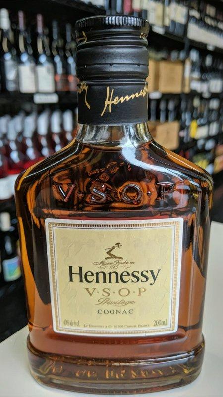 Hennessy Hennessy VSOP Cognac 200ml