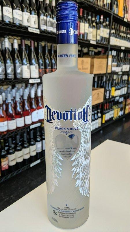 Devotion Devotion Black and Blue Vodka 750ml