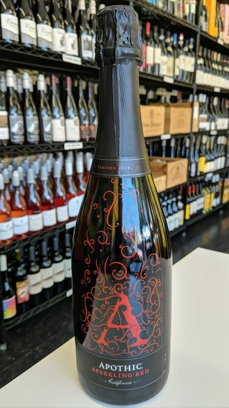 Apothic Apothic Red Sparkling NV 750ml