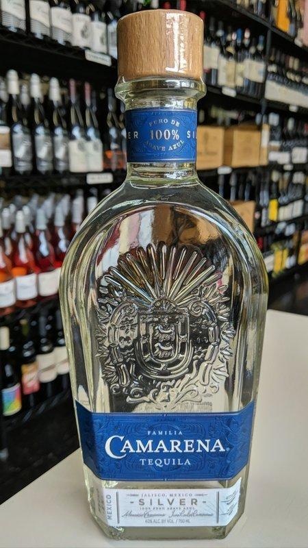Camarena Camarena Silver Tequila 750ml