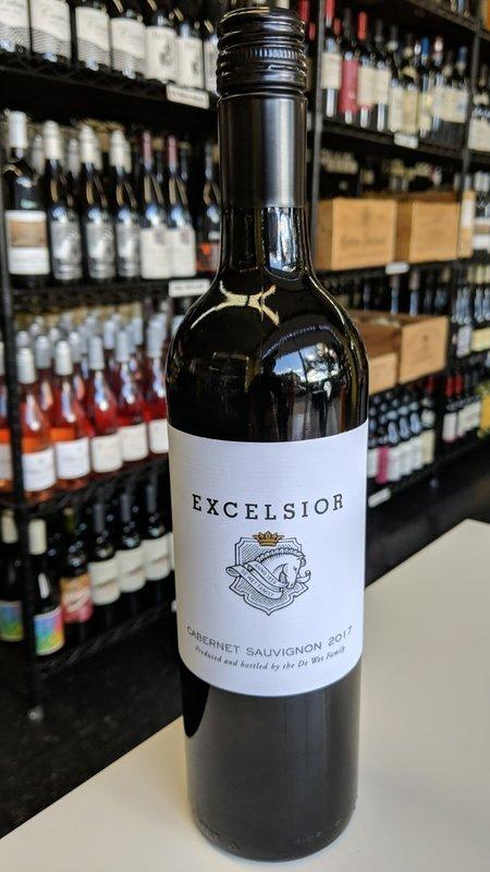 Excelsior Excelsior Cabernet Sauvignon 2017 750ml