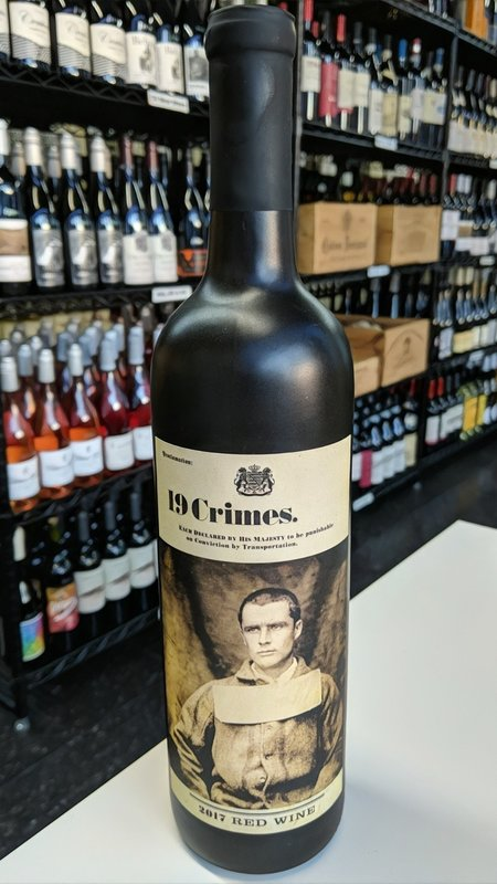 19 Crimes 19 Crimes Red Blend 2017 750ml