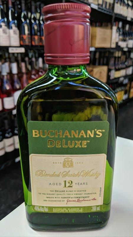 Buchanan's Buchanan's 12Y Scotch 200ml