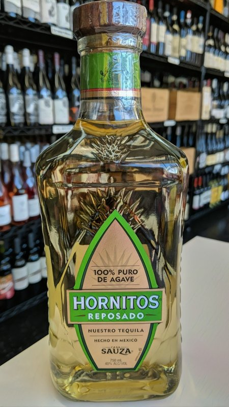 Hornitos Hornitos Reposado Tequila 750ml