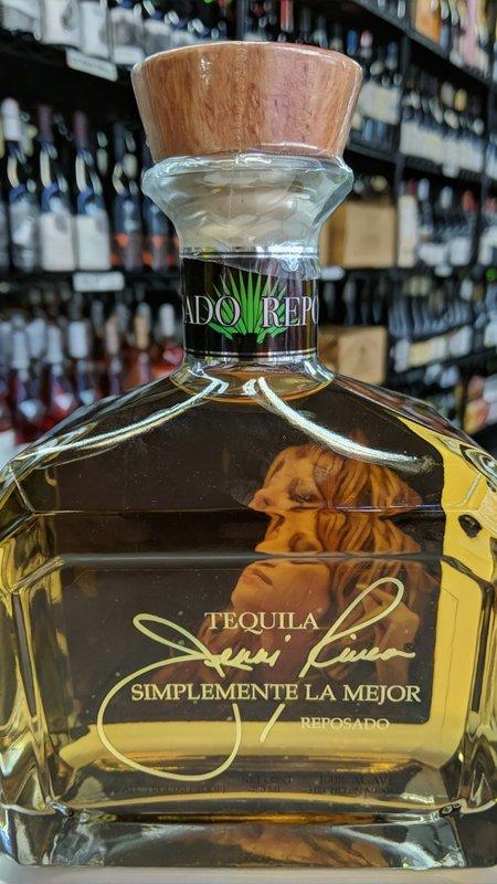 Tequila Jenni Rivera Jenni Rivera Reposado Tequila 750ml