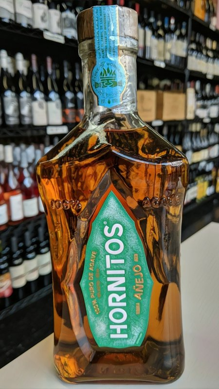 Hornitos Hornitos Anejo Tequila 750ml