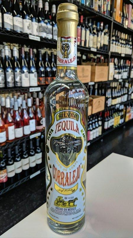 Corralejo Corralejo Silver Tequila 750ml