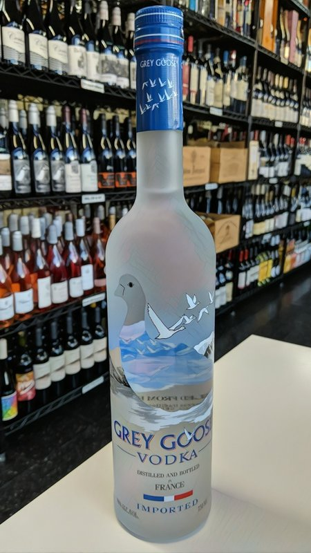 Grey Goose Grey Goose Vodka 750ml