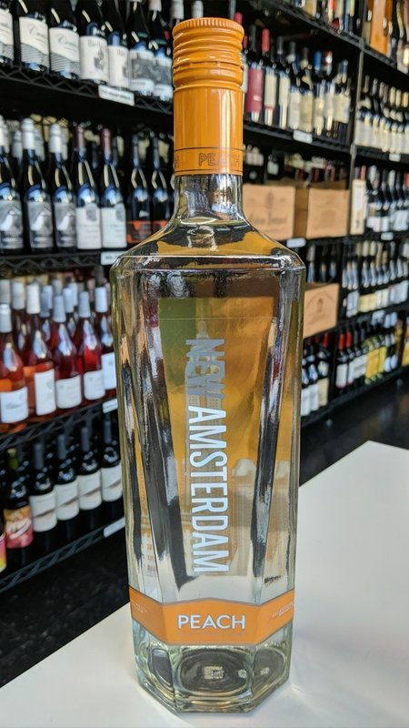 New Amsterdam New Amsterdam Peach Vodka 1L
