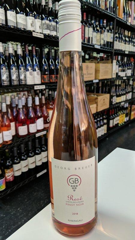Georg Breuer Georg Breuer Pinot Noir Rose 2018 750ml