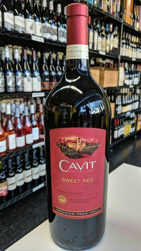Cavit Cavit Sweet Red 2020 1.5L
