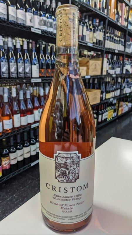 Cristom Cristom Estate Pinot Noir Rose 2018 750ml