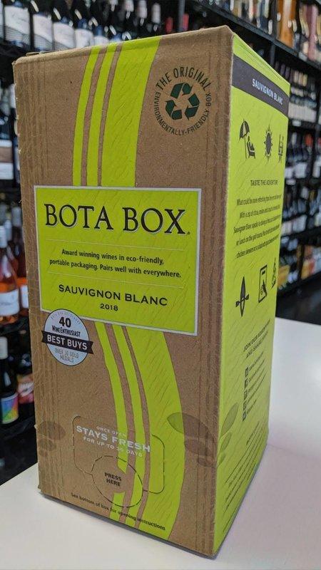 Bota Box Bota Box Sauvignon Blanc 2018 3L
